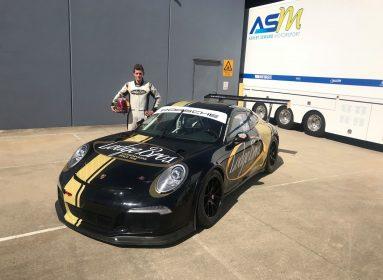 Cooper Murray Porsche