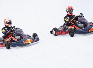 Red Bull ice