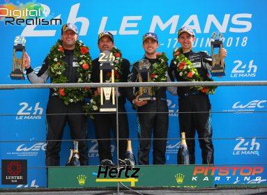 Matt Campbell le Mans