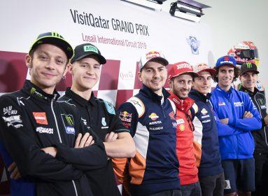 MotoGP Riders