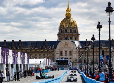 Formula E Paris