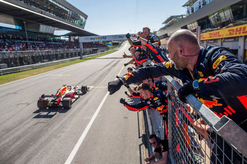 RED BULL RACING F1 TEAM AUSTRIA GP REPORT - Velocity