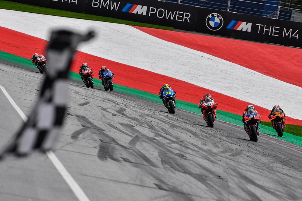 Oliveira Stuns Styria To Win The 900th Motogp Race Velocity Motorsport Magazine