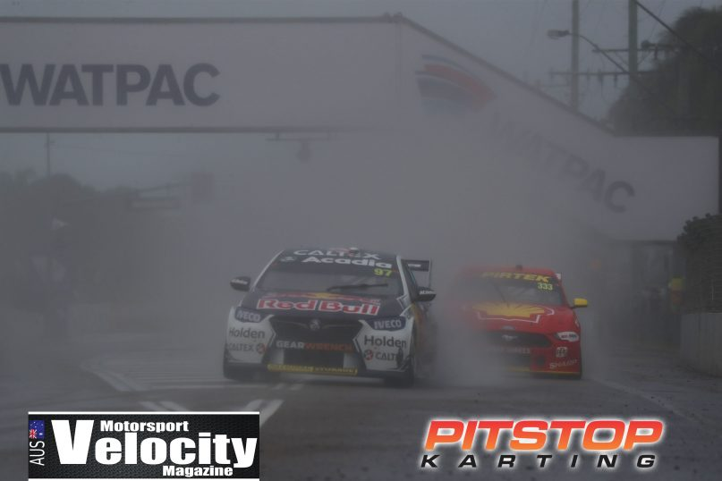 Nti Confirms Three Year Sponsorship Of Supercars Townsville Events Velocity Motorsport Magazine