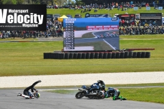 LR Moto 3 Foggia Aborlino Crash 8 PI
