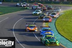 LR AGT Race 1 Start AGP