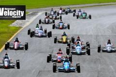 LR FF Race Start Sargent Leads SMSP April 2019
