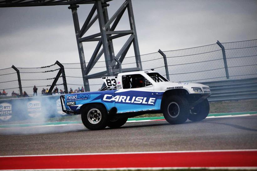 Brabham Stadium Super Truck